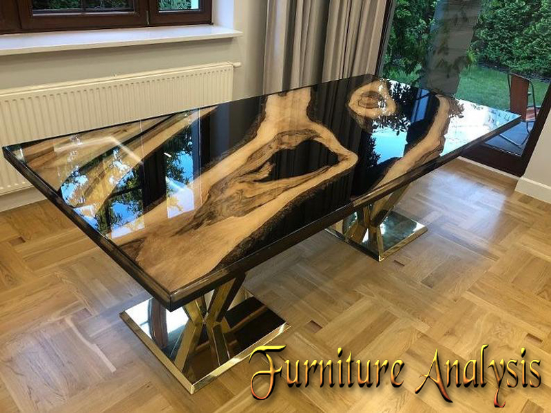 Epoxy Resin Table - Epoxy Resin Dining Table